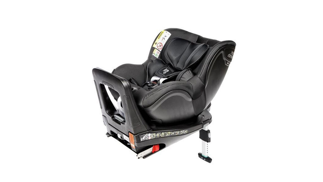 ADAC/ÖAMTC Kindersitz-Test Frühjahr 2018 Britax-Römer-Swingfix