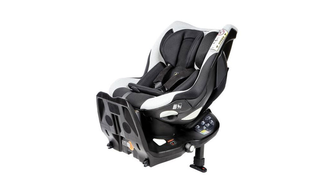 ADAC/ÖAMTC Kindersitz-Test Frühjahr 2018 Jané-Gravity