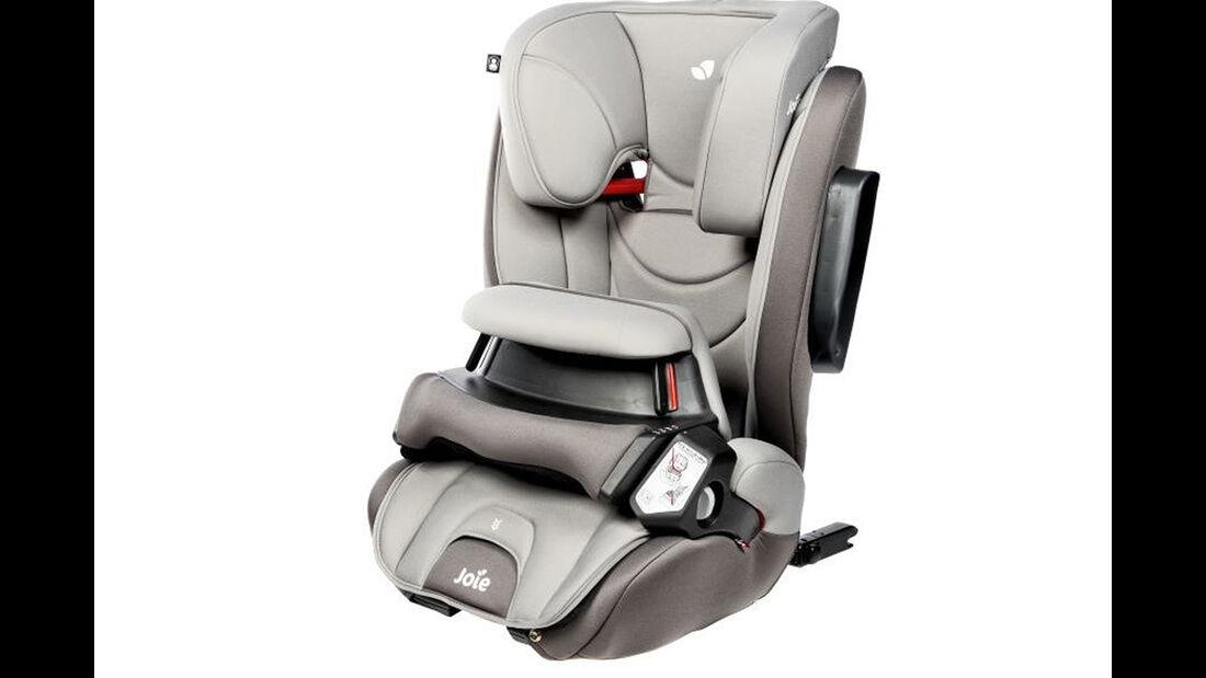 ADAC/ÖAMTC Kindersitz-Test Frühjahr 2018 Joie-Traver-Shield