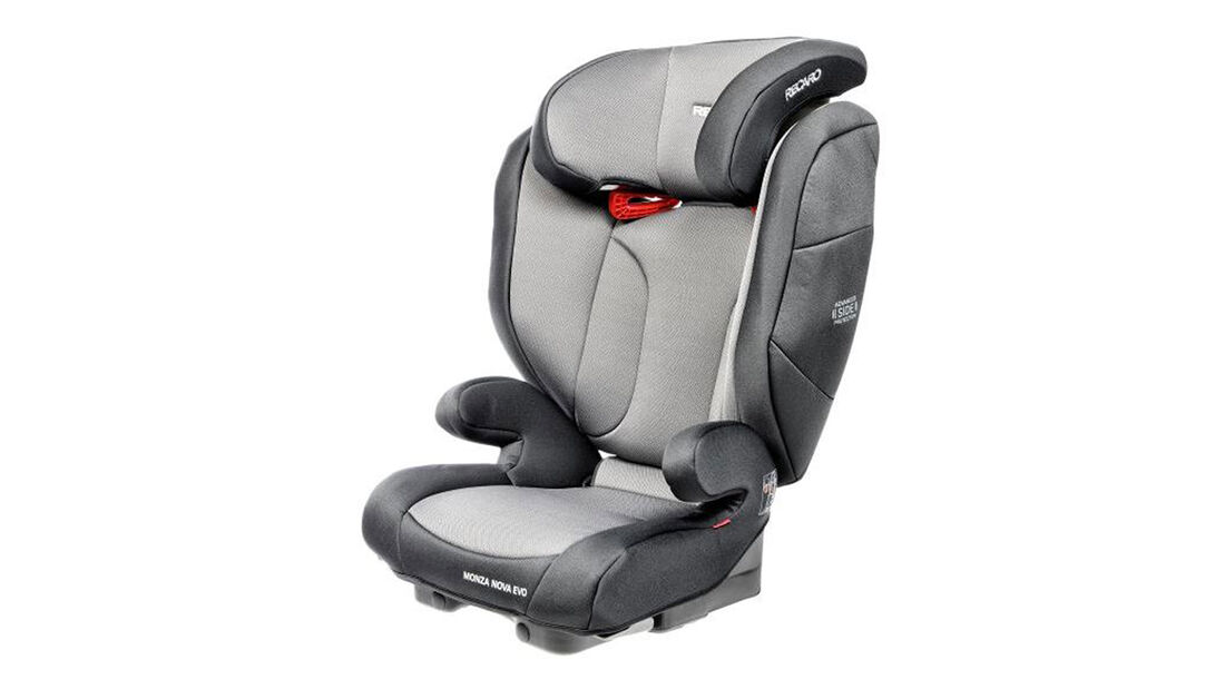 ADAC/ÖAMTC Kindersitz-Test Frühjahr 2018 Recaro-Monza-Nova-Evo