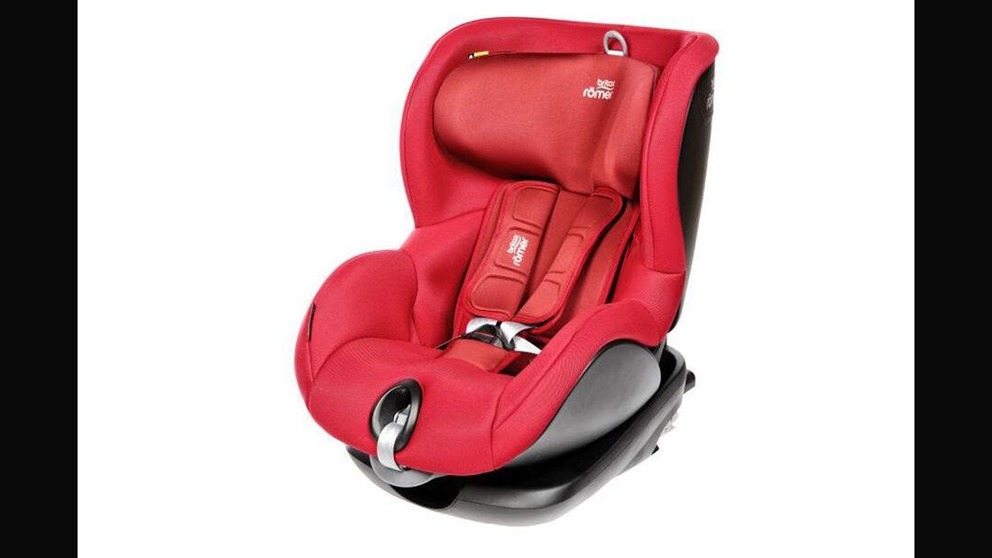 adac kindersitz crashtest  auto motor und sport