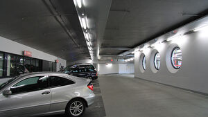 ADAC Parkhaustest
