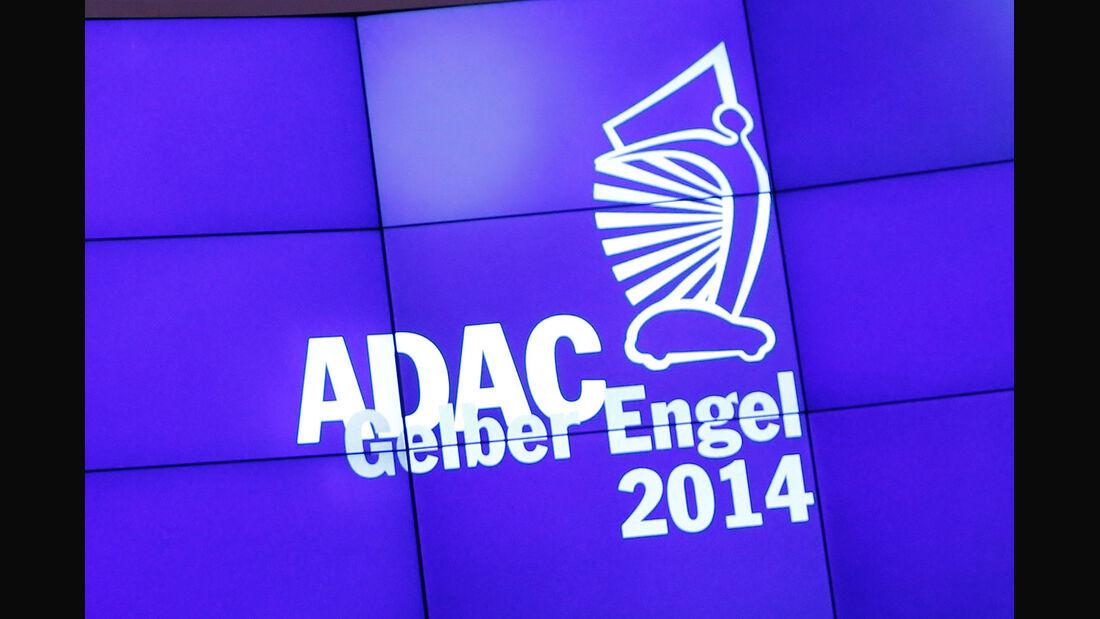 ADAC Preisverleihung Gelber Engel 2014