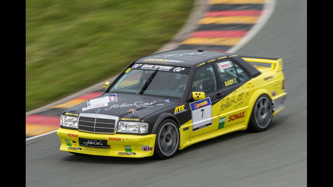ADAC Sachsenring Classic, DTM, Mercedes