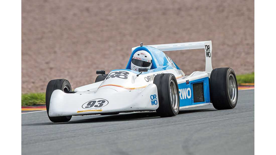 ADAC Sachsenring Classic, MT77