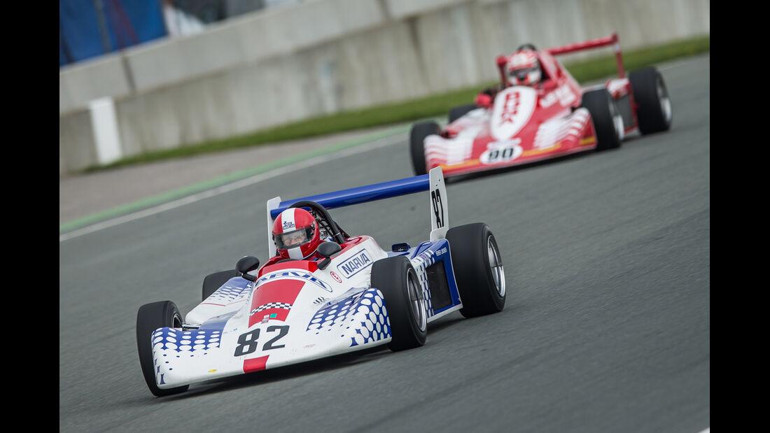 ADAC Sachsenring Classic, Rennszene