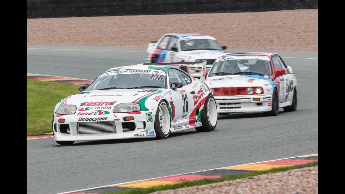 ADAC Sachsenring Classic, Toyota Supra