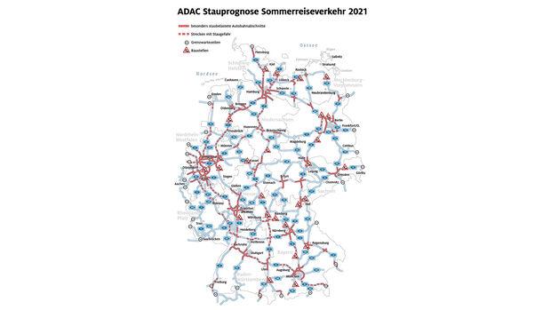 ADAC Stauprognose