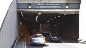 ADAC Tunneltest 2010, Richard Strauss, München