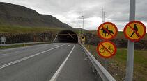 ADAC Tunneltest 2010, Testverlierer Hvaljoerur bei Reykjavik