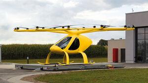 ADAC Volocopter Drohne Rettungseinsatz