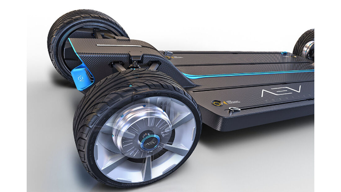 AEV Robotics Pod Base