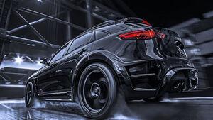 AHG Sports Larte Design Infiniti QX70 LR3