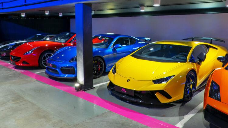 Supersportwagen Leasing Das Kosten Ferrari Mclaren Und Co Auto Motor Und Sport