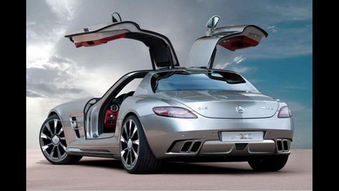 AK Car Design SLS