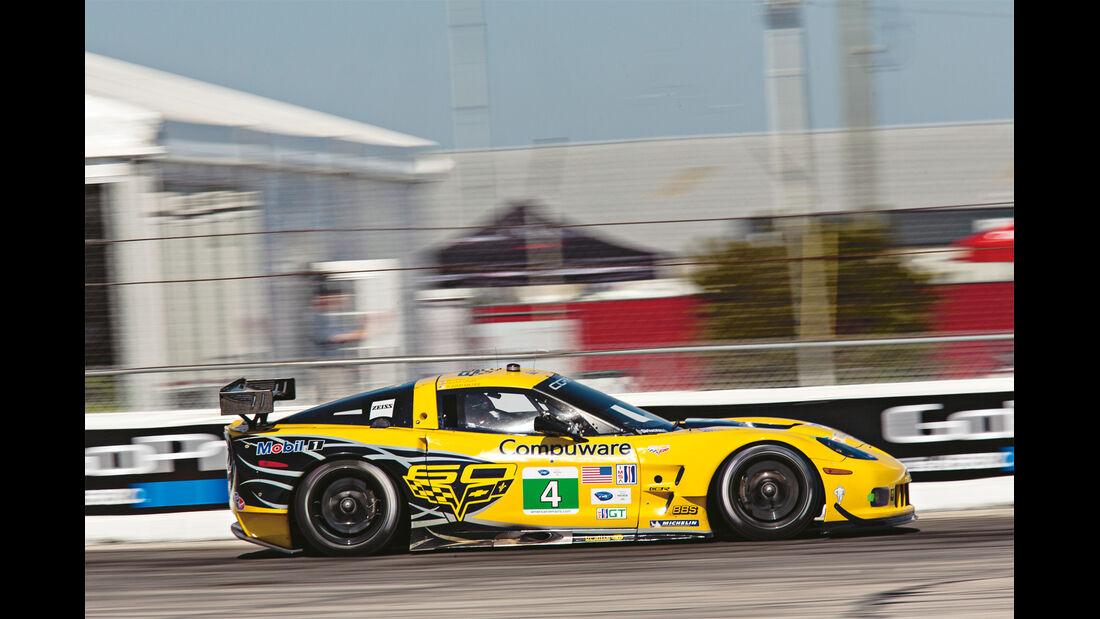 ALMS GT Sebring, Corvette C6 ZR1