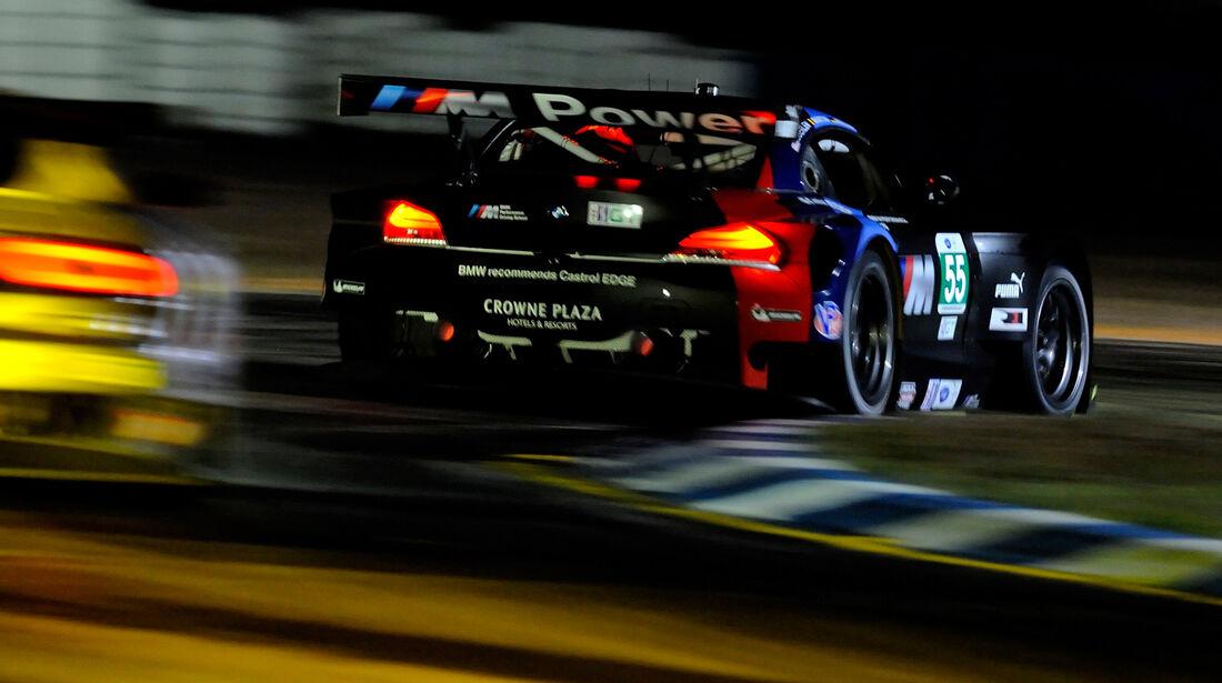 ALMS GT Sebring, Nachtfahrt