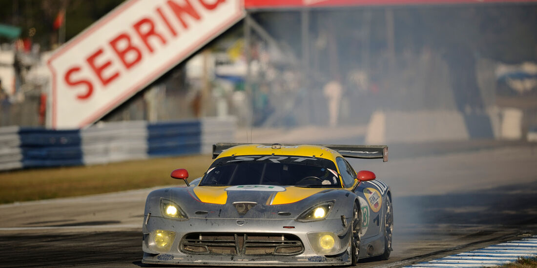 ALMS GT Sebring, SRT