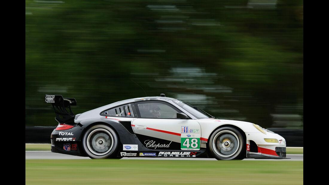 ALMS, Porsche 911 GT3