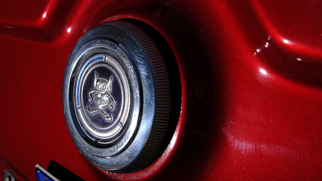 AMC Gremlin V8 1973