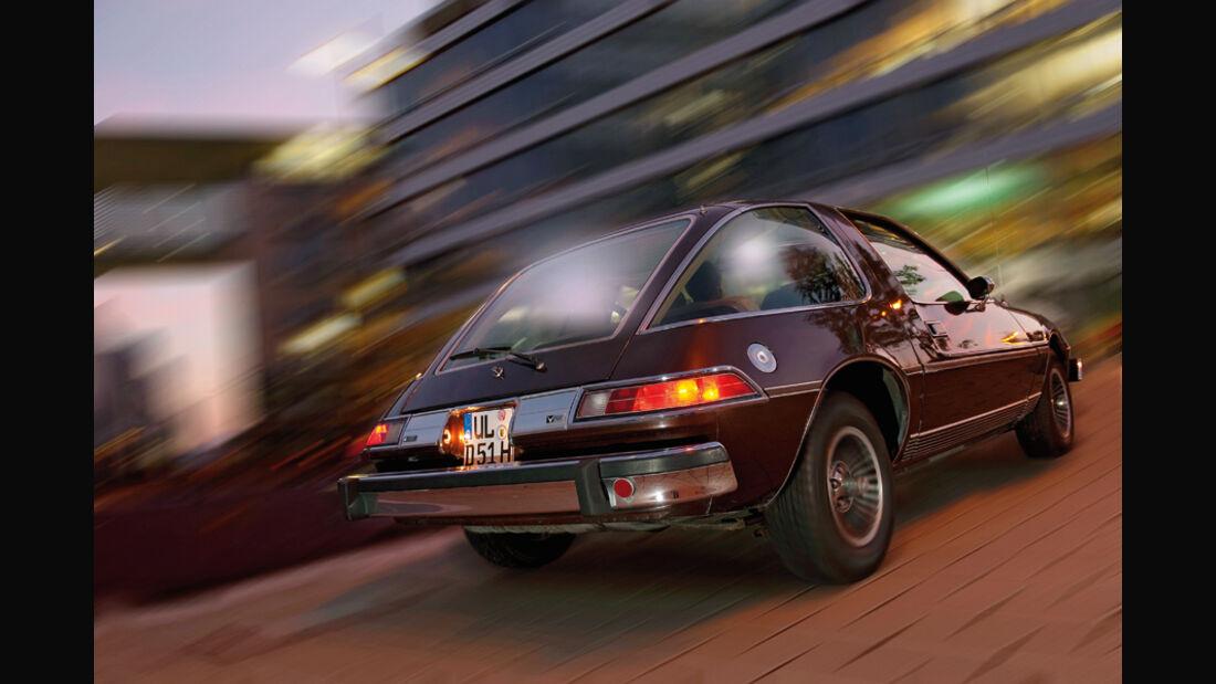AMC Pacer Limited V8 - Heckansicht