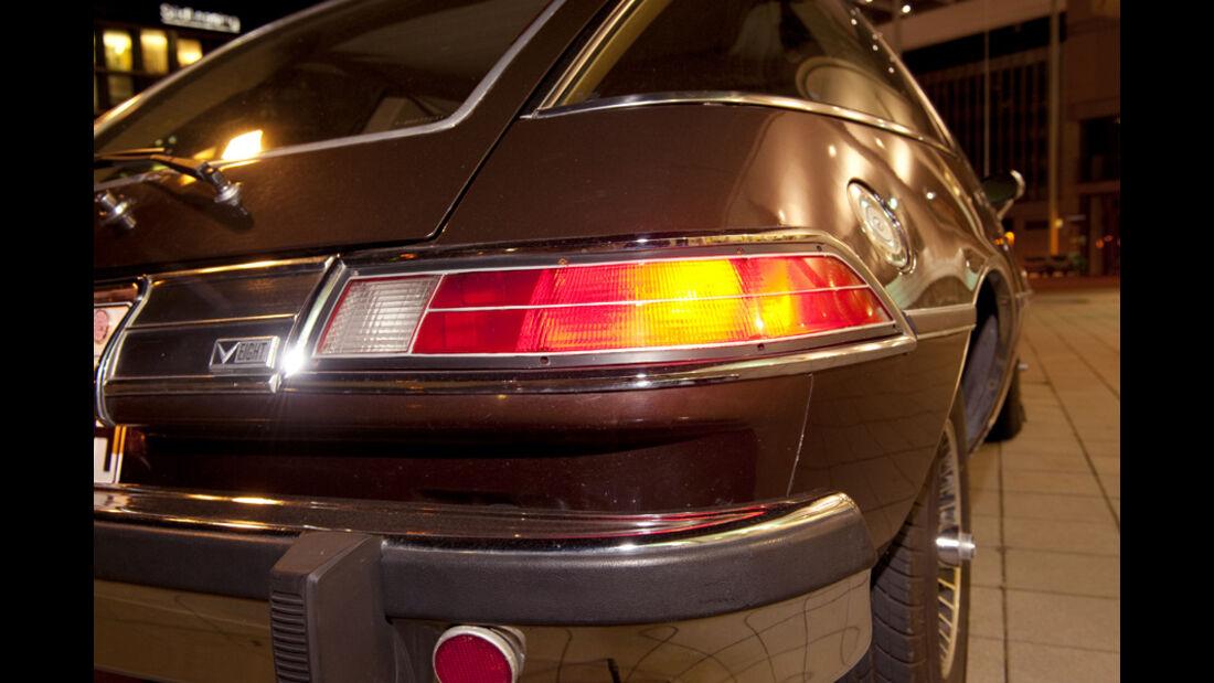 AMC Pacer Limited V8 - Rücklicht