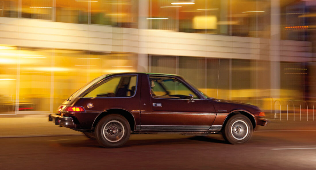 AMC Pacer Limited V8 - Seitenansicht