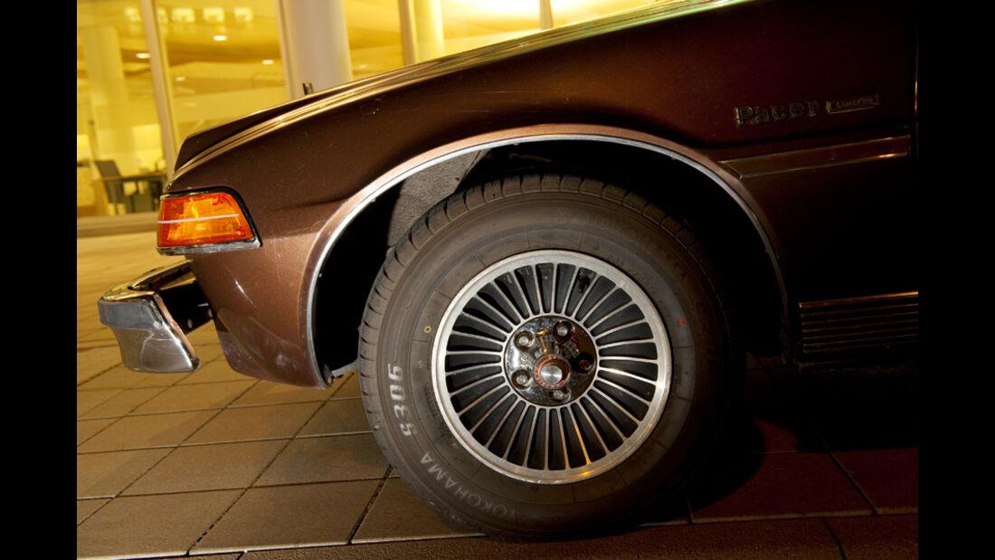 AMC Pacer Limited V8 - rechtes Vorderrad
