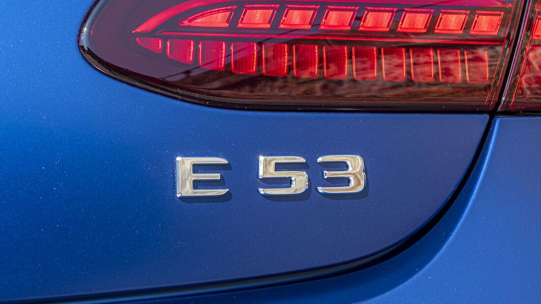 AMG E 53 4Matic+ Cabrio, Exterieur