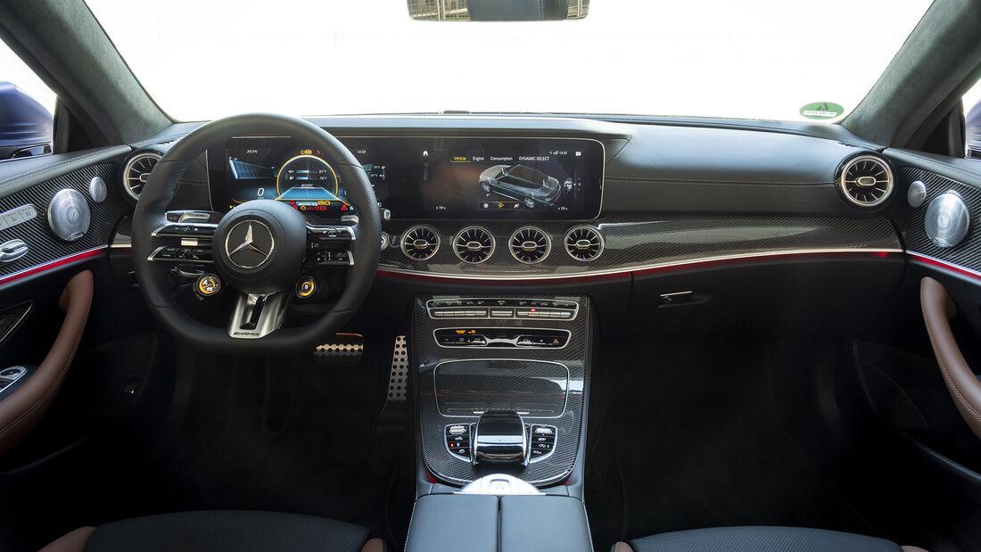 AMG E 53 4Matic+ Cabrio, Interieur
