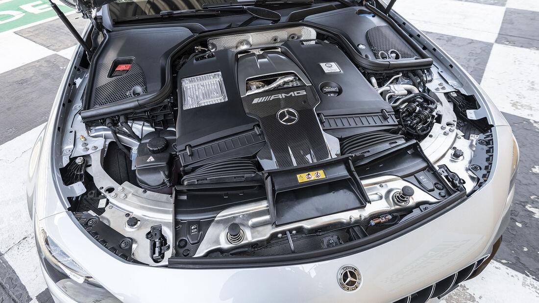 AMG E 63 S 4Matic+, Motor