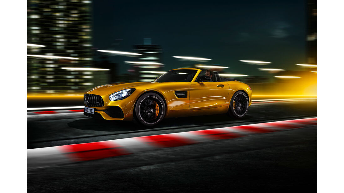 AMG GT-S Roadster