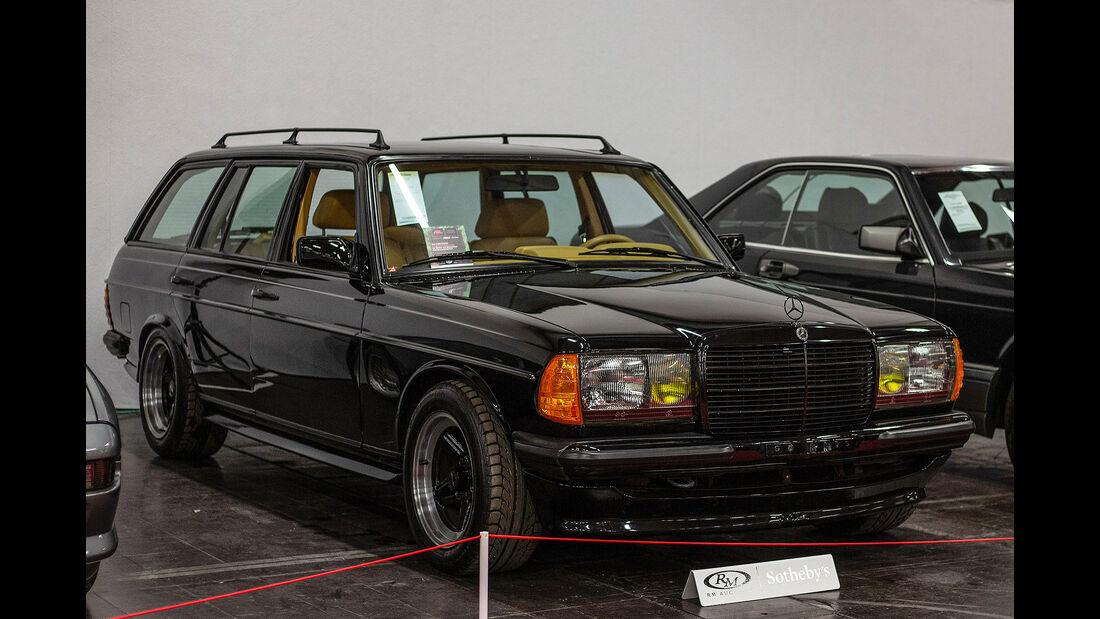 AMG Mercedes 500 TE S123 RM Auctions Techno Classica Essen