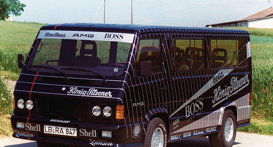 AMG Mercedes-Benz MB 100D