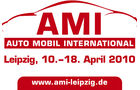 AMI in Leipzig Messe Logo 2010