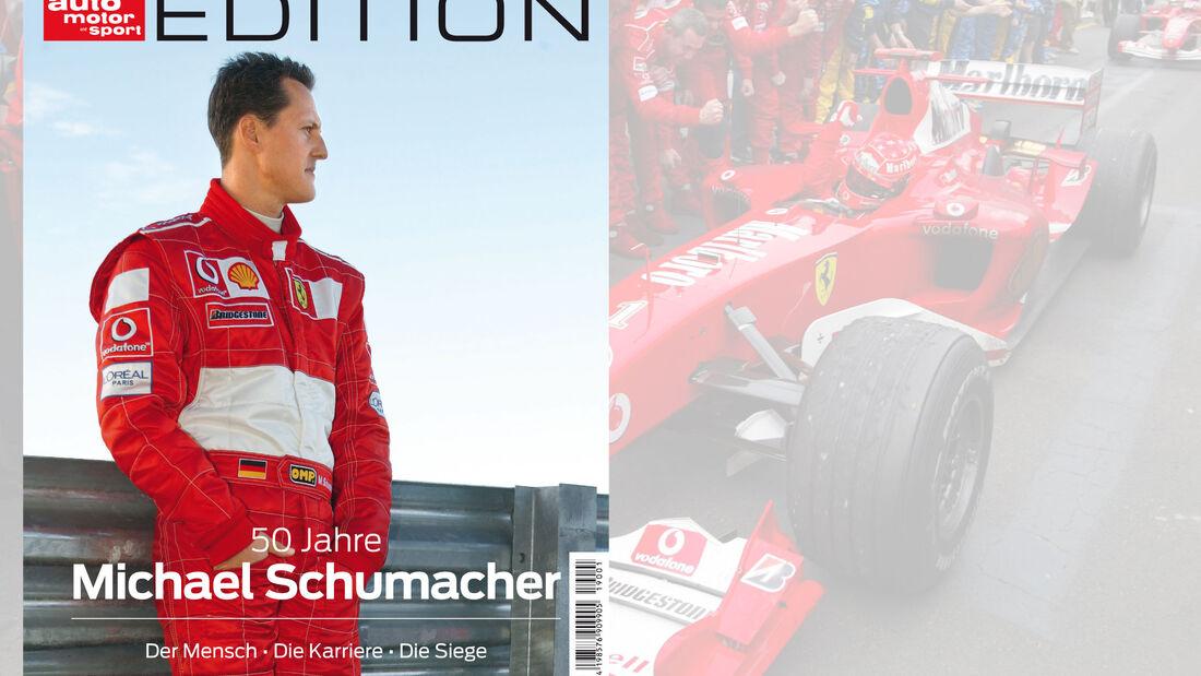 AMS - Edition - Michael Schumacher