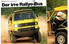 AMS Heft 1 2014, Rallye-Bus