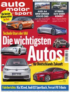 AMS Heft 2019 Ausgabe 20
