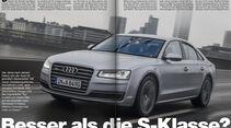 AMS Heft 22/2013 Audi A8