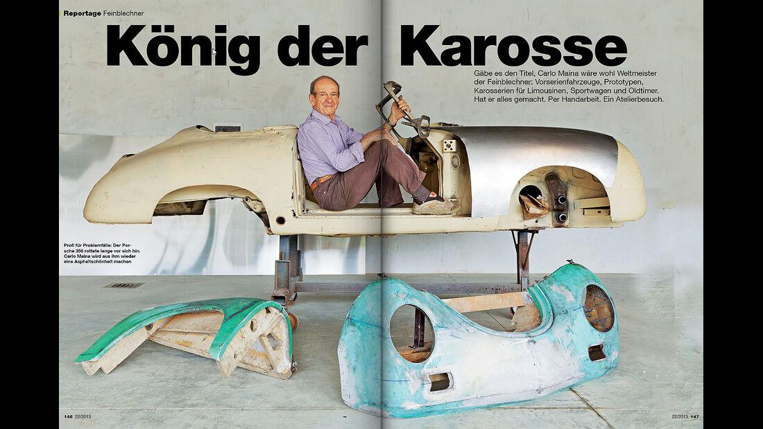 AMS Heft 22/2013 Feinblechner