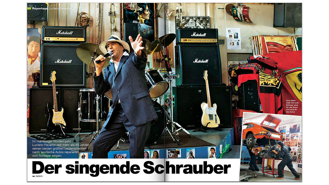 AMS Heft 23/2013 Singender Schrauber
