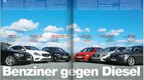AMS Heft 24/2013 Kompakt Diesel / Benziner