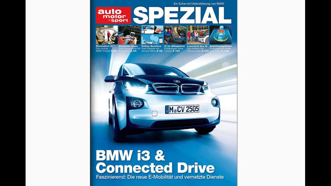 AMS Heft 26 BMW i3