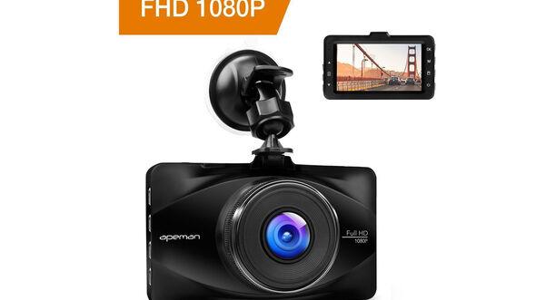 APEMAN Full HD 1080P Dashcam Amazon Prime Day 2018