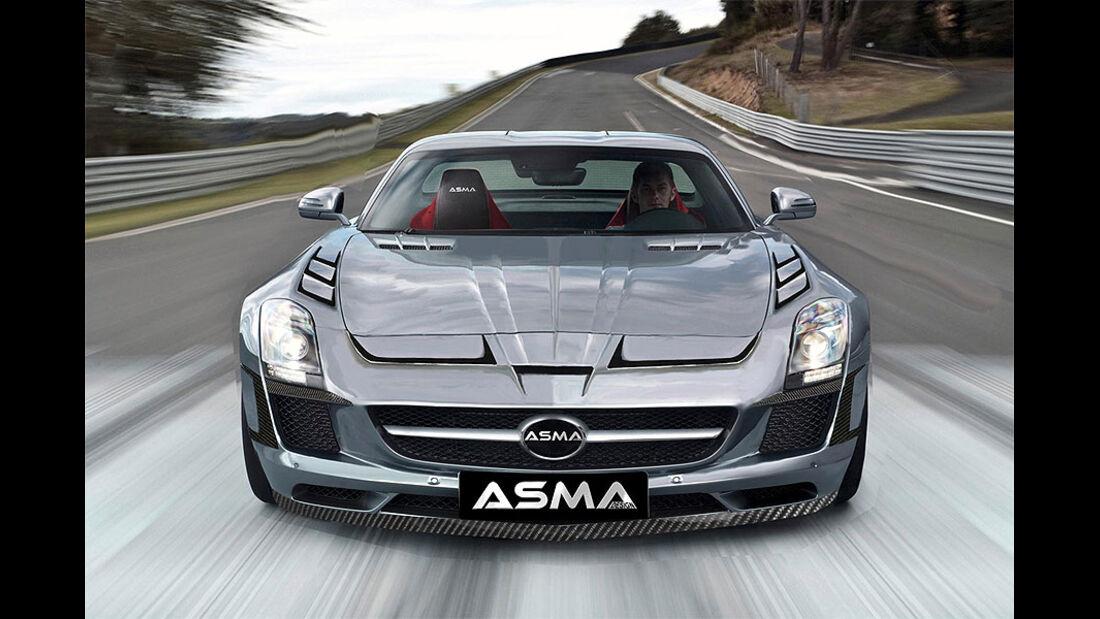 ASMA Mercedes SLS AMG