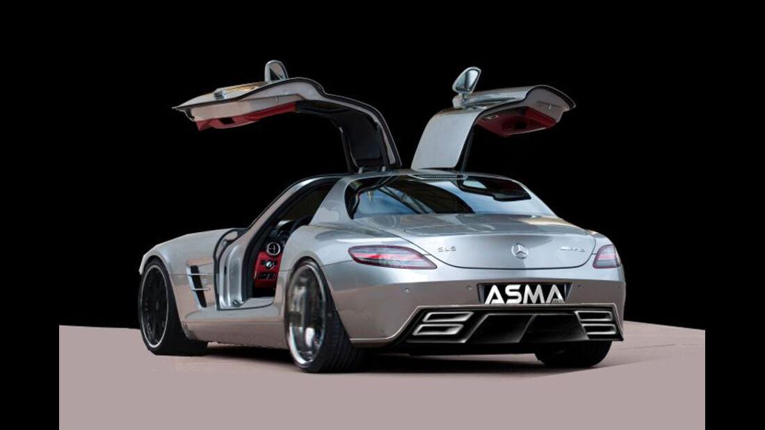 ASMA SLS back