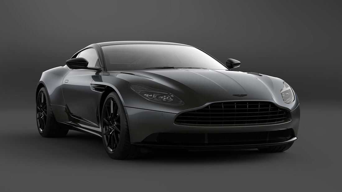 ASTON MARTIN DB11 V8 SHADOW EDITION