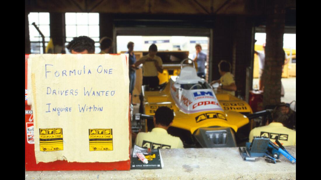 ATS - GP Südafrika 1982 - Kyalami
