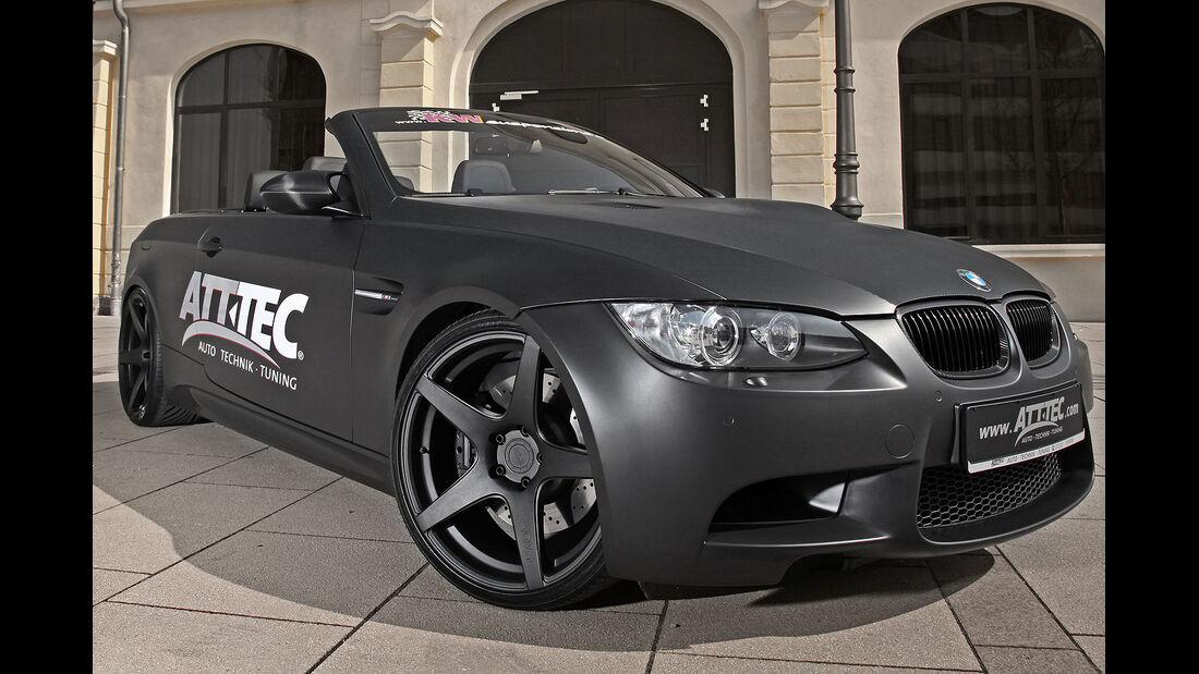 ATT-TEC BMW M3, Tuner, 2012