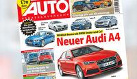 AUTOStraßenverkehr 10 / 2015 Titel
